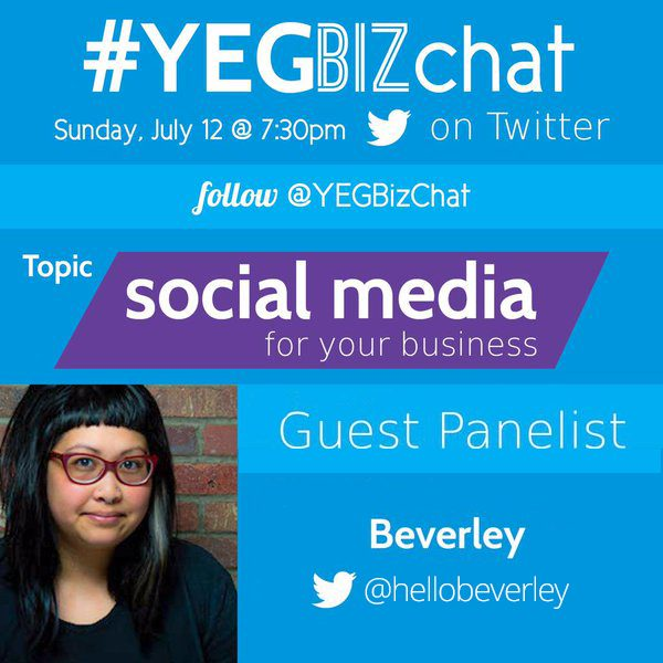 social media for your business featuring beverley theresa